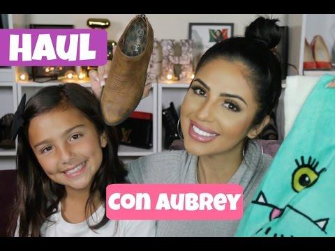 HAUL con Aubrey !! Jackie Hernández