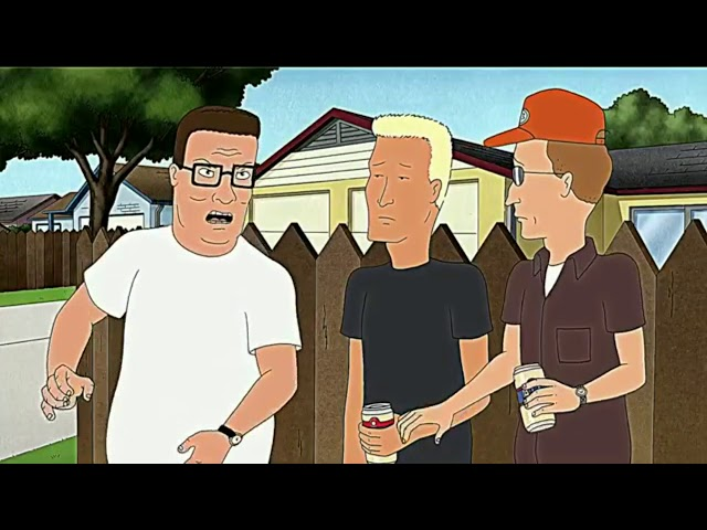 King of the Hill Hank Hill Im Gonna Kick Your Ass Compilation