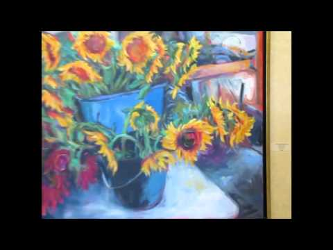 Sally Sutton Art Exhibit: Food, Farm and Community