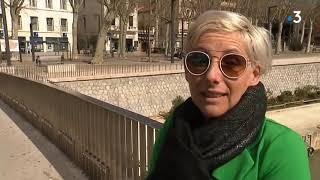 Narbonne :  selfies XXL pour promouvoir la ville