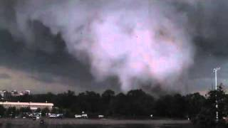 Tornado roars through University of Alabama in Tuscaloosa 4/27/2011 thumbnail