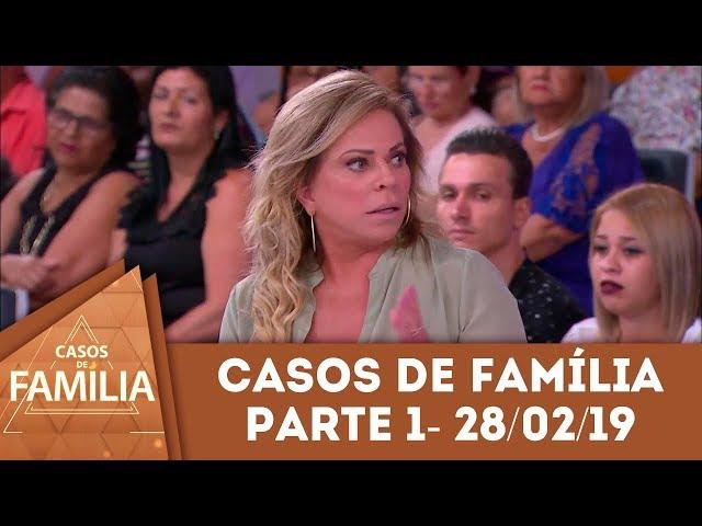 Caso do dia 28/02/19 - Parte 1 - Querida tia, agradeço se você... | Casos de Família