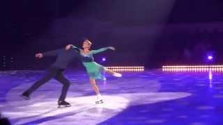 Art on Ice 10150214 Tatiana Volosozher & Maxim Trankov Stars