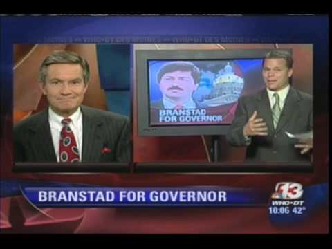 Terry Branstad's Lieutenant Governor?