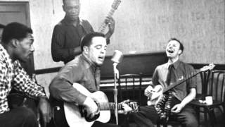 Alan Lomax, Hally Wood Y Pete Seeger - Red Rocking Chair