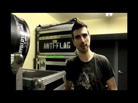 Anti Flag on #JusticeForCecily - Cecily McMillan