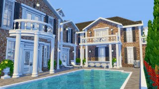 Building a MANSION in The Sims 4 (Streamed 10/28/20)