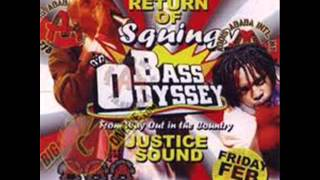 BASS ODYSSEY, JUSTICE SOUND  2008 SQUINGY LAST DAYS R I P