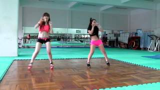 i luv kpop loving you sistar dance cover by r o s a alba and ny oo
