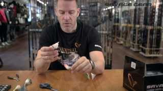 Savage Gear Fix-It Lure Resin video