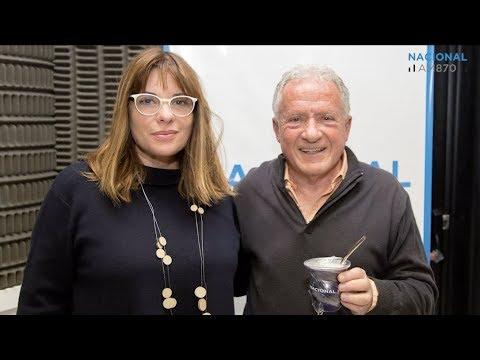 """Julio Lagos en """"Vidas de Radio"""", el programa de Ana Gerschenson"""