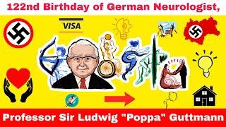 Ludwig Guttmann | Professor Sir Ludwig