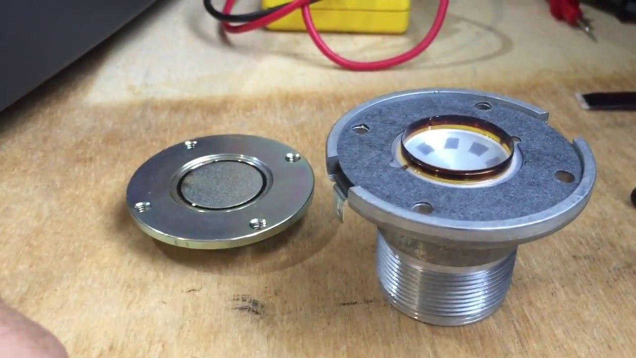 repair jbl eon 510 speaker no high frequency tweeter broken no sound youtube [ 1280 x 720 Pixel ]