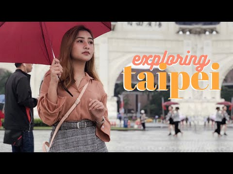 Exploring Taipei: Bubble Tea, Night Market & more!