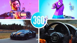 14-year-old Fortnite hacker is sued & Bugatti Chiron drives 490 km/h!