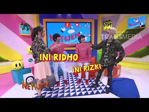 NETIJEN - Tanggapan Si Kembar Rizki & Ridho Tentang Komentar Netijen (22/8/18) Part 1