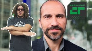 Uber's New CEO | Crunch Report