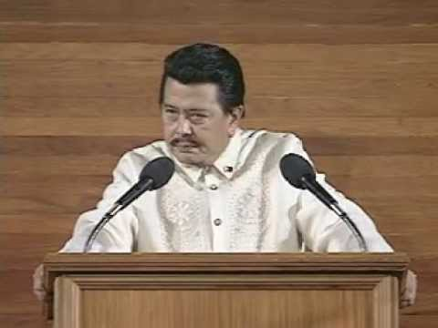 http://rtvm.gov.ph - President Joseph Estrada's SONA 1998