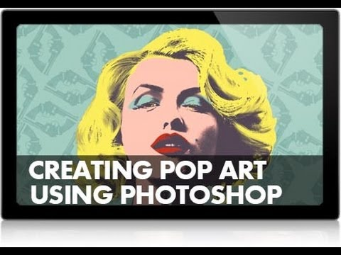 How to Create a Pop Art Image in Photoshop (Part 1)
