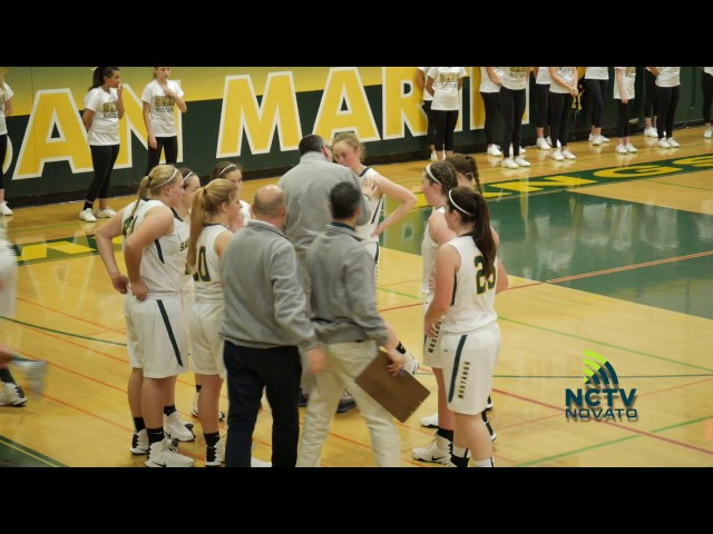 Game of the Week | NHS @ SMHS | Girls Varsity Basketball ( 1-3-2017 )