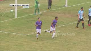 Fecha 11 - Show de Goles - Campeonato Uruguayo 2019 - Apertura