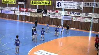 Handball U14 Dudelange Standard Luxembourg