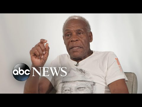 Donnie McClurkin - Watch! Danny Glover discusses working with the 'iconic' Robert Redford