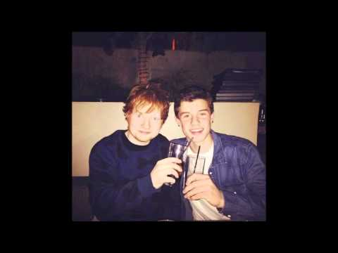 Ed Sheeran With Shawn Mendes Singing All Of The Stars (: