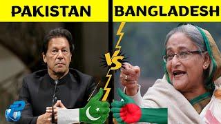 Pakistan Vs Bangladesh Comparison | Country Comparison | Placify