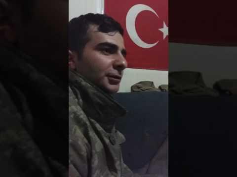 Ahmet Kaya Dosta Düşmana Karşı Askerden