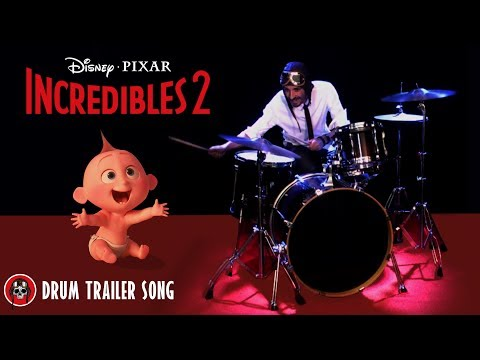 Incredibles 2 | Michael Giacchino - The Incredits 2 - DRUM COVER