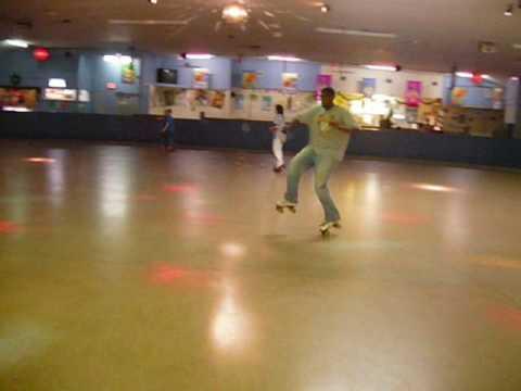 jam at galaxy skateway melbourne fla .