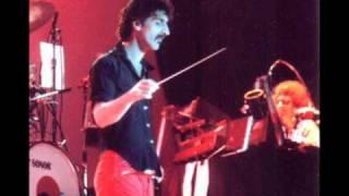 Frank Zappa - Sinister Footwear II (rehearsals 1980) - audio