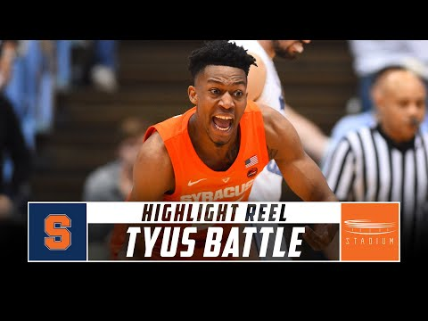 "Jim Boeheim says Tyus Battle will be ""haunted"" on draft day"
