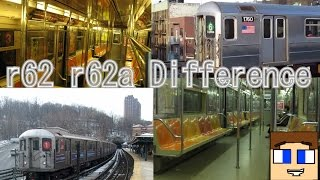 R62 R62A Differences