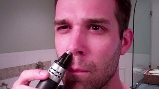 Nose and Ear Hair Trimmer - Panasonic ER 430 K thumbnail