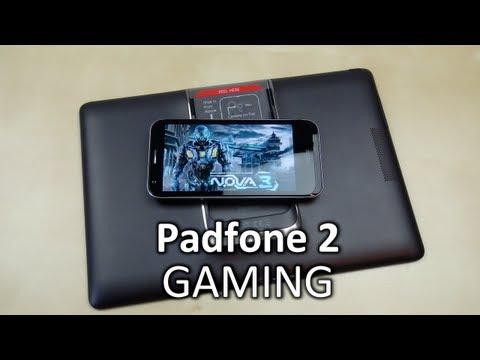 ASUS Padfone 2: Gaming & Spiele | SwagTab