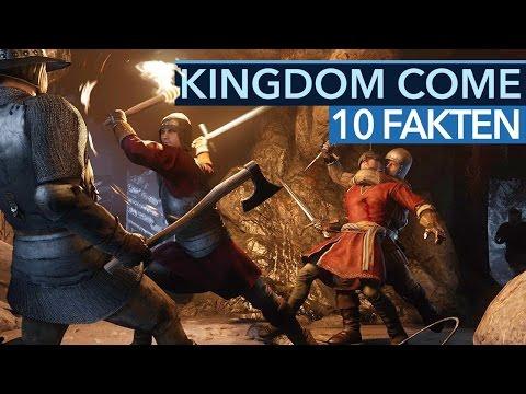 Kingdom Come: Deliverance - Die 10 wichtigsten Fakten zum Mittelalter-Rollenspiel
