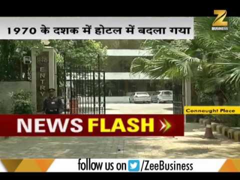 Cabinet approves shut down of Delhi's Janpath hotellजनपथ होटल के बंद होने को कैबिनेट की मंजूरी