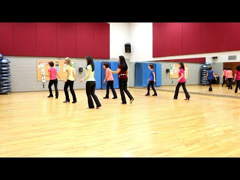 Grow Old With You - Line Dance (Dance & Teach in English & 中文)