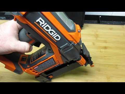 ridgid 16 gauge finish nailer manual