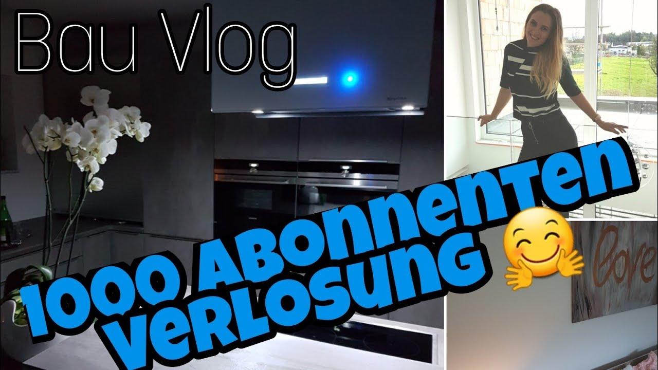 Hausbau Blog 38| Küche endlich fertig!| Smarthome App Cube Vision| + ...
