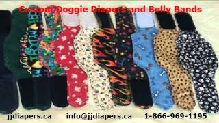 Jack and Jill Belly Bands