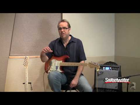 Fender American Deluxe Series and S-1 Switching Demo - Sweeer on