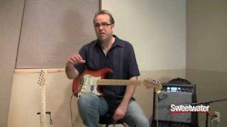 Fender American Deluxe Series and S-1 Switching Demo - Sweetwater