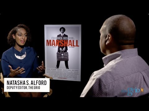 "Reginald Hudlin Talks About How ""Marshall"" Will Impact Today's Youth & Culture"