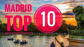 QUÉ VISITAR EN MADRID (España Turismo Cultural): Top lugares turísticos que visitar en Madrid 🇪🇸