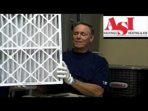 MERV Ratings For Air Filters