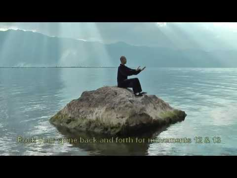Tai Chi Qigong 18 or Shibashi Seated Version