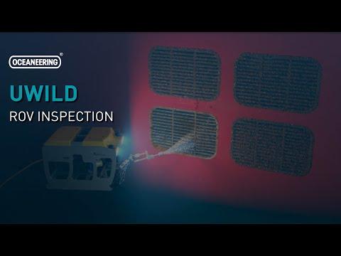 UWILD - ROV Inspection | Oceaneering